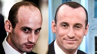 Trump Advisor Uses HORRIBLE Spray On Hair During Interview