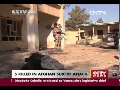 5 Afghans Killed in Kandahar Double Bombing By Paki-Punjabi ISI