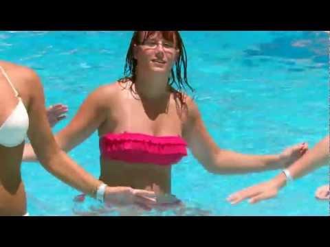 Marhaba Club Pool Dance