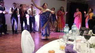Ude jab jab zulfen teri - Ronald and Ashmita's Wedding Dance