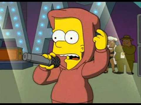 50 Cent- In Da Club   Bart Simpson :) video