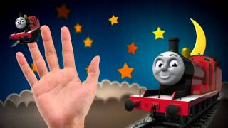 Thomas and Friends Finger Family - Thomas Nursery Rhymes
