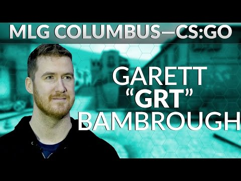 "Garett Bambrough—""The style we play [North America] is more puggy and free flowing"""