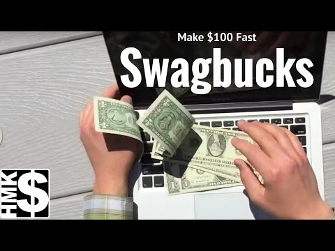 Swagbucks Review: How To Make $100 FAST on Swagbucks- How To Make Money As A Kid