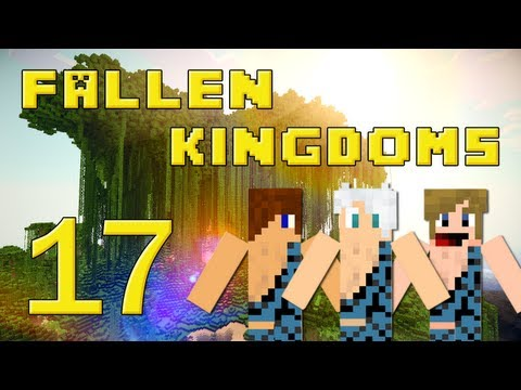 Fallen Kingdoms 2 : Siphano, Xef, Ectalite | Jour 17 - Minecraft