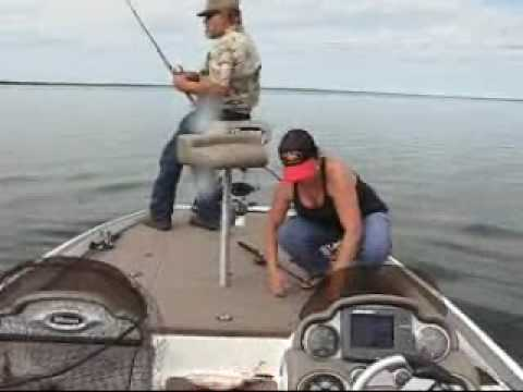 Bass Fishing Sugar Lake Mexico
