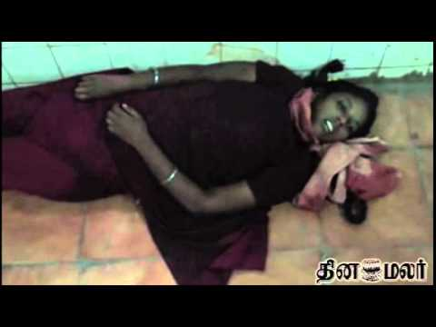 School Studying Girl Murdered In Karur - Dinamalar Jan 7th 2015 Tamil Video News video