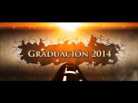 Intro para la graduación  2014, del IES, Albalat.