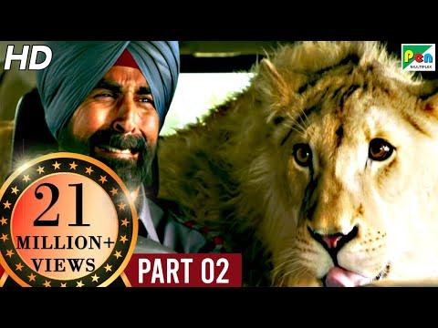 Singh Is Bliing (2015)   Akshay Kumar, Amy Jackson, Lara Dutta   Hindi Movie Part 2 of 10   HD 1080p thumbnail
