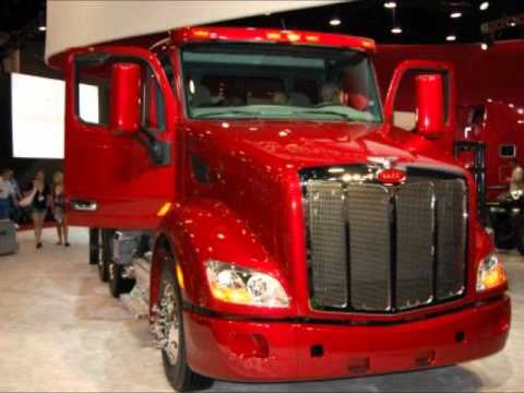 kenworth t680 and peterbilt 579