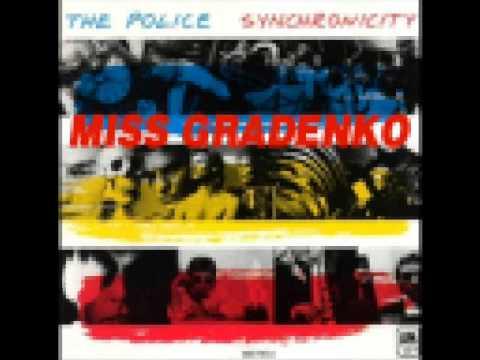 Sting - Miss Gradenko