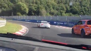 Ferrari 430 Scuderia onboard on the Nordschleife