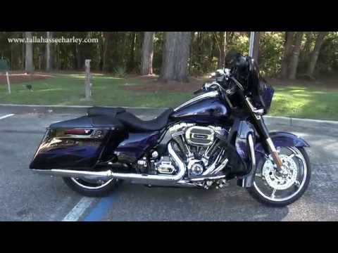 New 2016 Harley Davidson FLHXSE CVO Street Glide