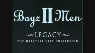 Boyz II Men Video - It's So Hard To Say Goodbye To Yesterday...Boyz II Men