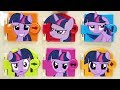 My Little Pony Twilight Sparkle Trapped Matching Colors and Surprises