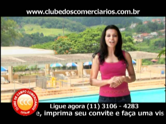 Clube de Campo Comerciários - Rosy Mello - Apresentadora