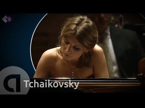 Tsjaikovski - Pianoconcert nr. 1 - Sofia Vasheruk (piano) - Finale YPF - Live Concert - HD