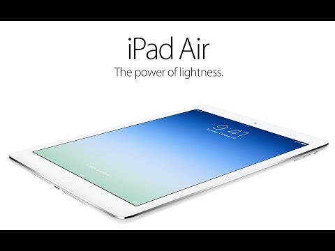 iPad Air & iPad mini Retina First Impressions