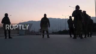 Afghanistan: Dozens killed as twin blast shakes Kabul
