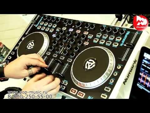 DJ контроллер NUMARK N4