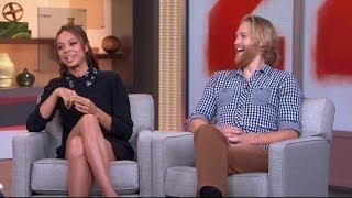 Wyatt Russell and Amber Stevens Interview 2014: '22 Jump Street' Stars Discuss College Caper