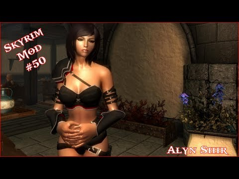The Elder Scrolls V: Skyrim - Alyn Shir For CBBE V3 Mod