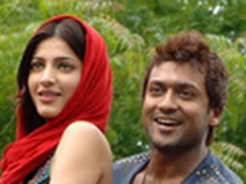 I hesitated to act with Shruti says Surya