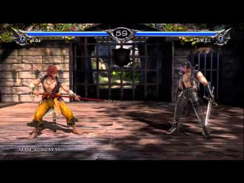 COTV - SoulCalibur 5 [Commentary] Xiba Gameplay