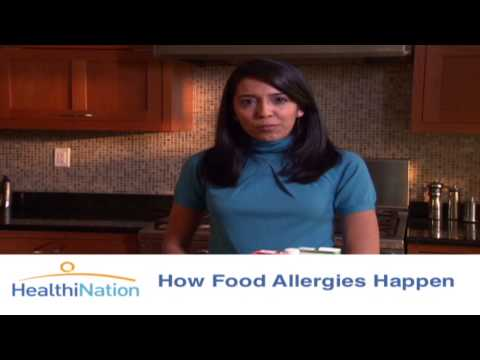 What are Food Allergies? | HealthiNation