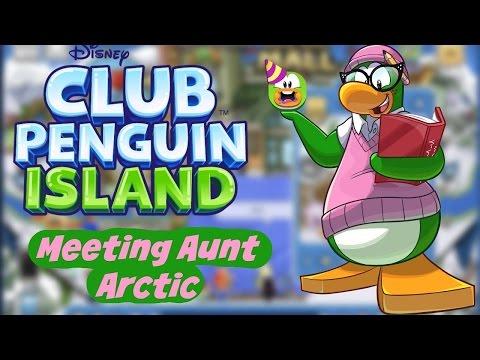 Club Penguin Island Aunt Arctic's Adventures #2 ☺☺ ( Hatching A Plan / Mirror Mirror )