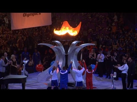 2014 Special Olympics USA Games Are Underway After Ceremony