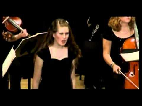 Katelyn MacIntyre Handel's Messiah Rejoice recitatives No 14 15 16 17