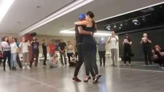 LOVES KIZOMBA 2015 - Morenasso Sensualonda & Anais Millon