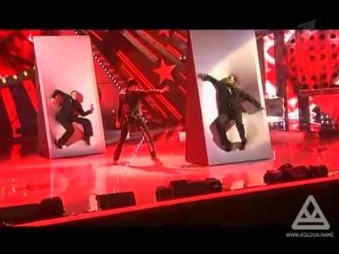 Дмитрий Колдун - Дай мне силу (Золотой граммофон)