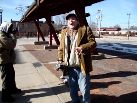 Homeless Man Voice of an Angel Music Videos