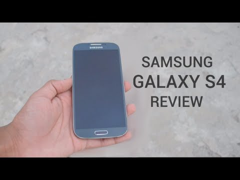 REVIEW: Samsung Galaxy S4 - Air View. Air Gesture. Camera Test