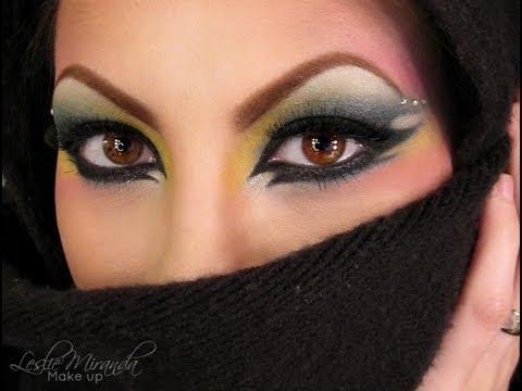 Exotic Arabic Eyes Youtube