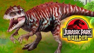 INDOMINUS REX! - Jurassic Park Builder JURASSIC   HD
