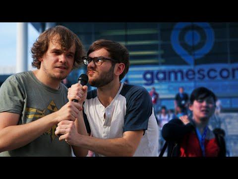 Virtuelles Gaming der Zukunft?- Gamescom 2015