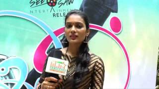 Krithika At Iruvar Ondranal Movie Team Interview