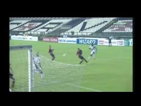 10/05/2014 - Vasco 2x0 Oeste - Gols de Rafael Silva e Thalles