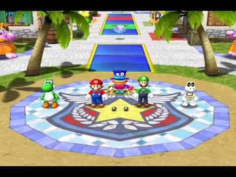 mario party 8 wii on dolphin wii gc emulator youtube. Black Bedroom Furniture Sets. Home Design Ideas