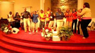 Watch Hezekiah Walker I Will Bless The Lord video