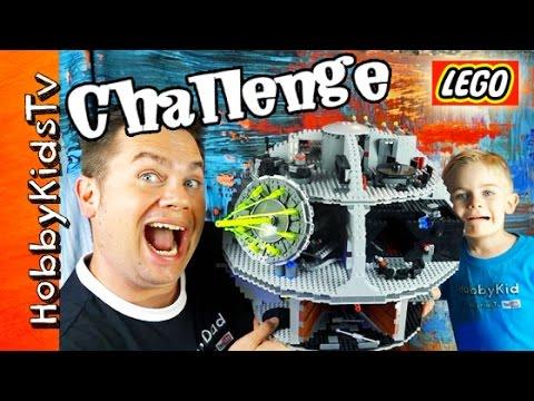 Lego Star Wars Star! Challenge Build Set 10188