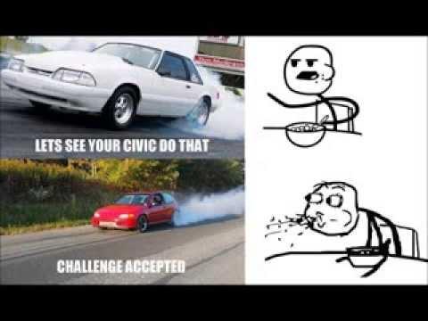 Rwd Honda Civic Youtube