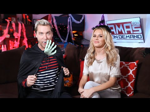 Lance Bass & Morgan Stewart