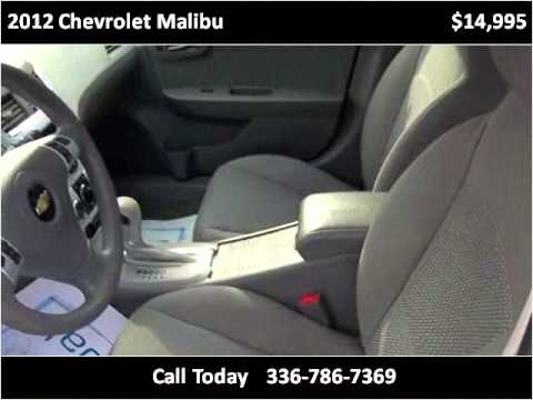 2012 Chevrolet Malibu Used Cars Mount Airy NC