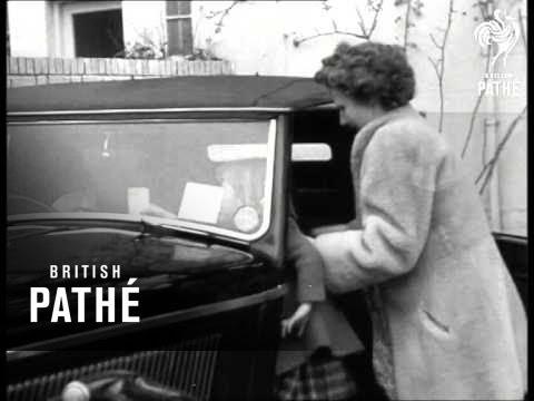 Personality Meet - John Mills (1946)