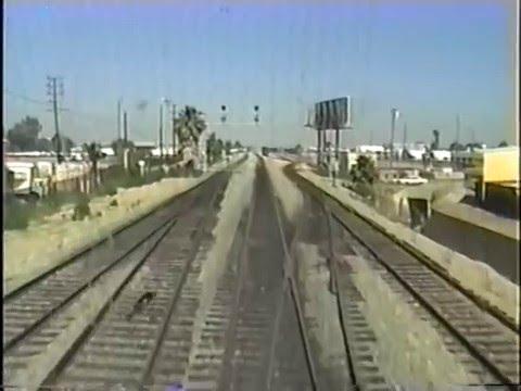 Amtrak #14 Los Angeles to Santa Barbara