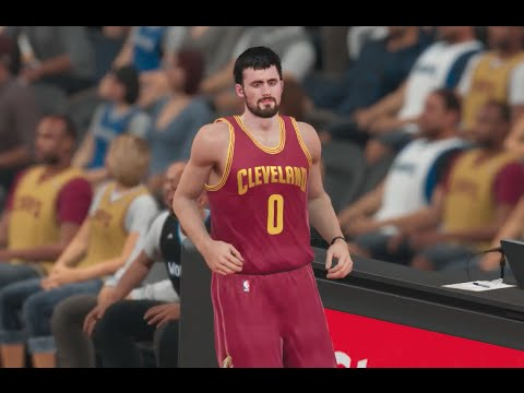 NBA 2K15 (PS4):  Wolves vs Cavs Gameplay (Kevin Love Returns To Minnesota)